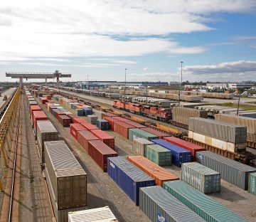CP Vaughan Intermodal case study