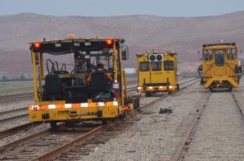 Track Inspection and maintenance by Cando Rail Services
